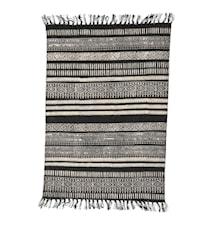 Matta Stack 160x230 cm - Svart/grå