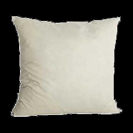 Inderpude 1000g 60x60 cm - Hvid