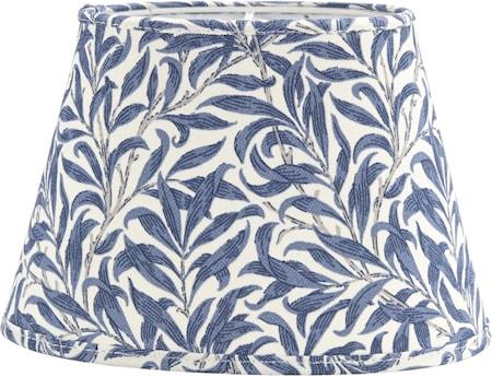 Bild av PR Home Oval Lampskärm Willow Blå 20 cm