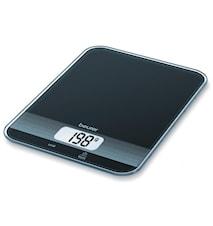 Våg Svart 5 kg/1 g