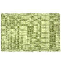 Orissa matta - grön