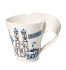 Cities of the World Mug Mugg 0,35l-München