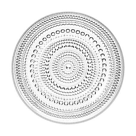 Kastehelmi Lautanen 17 cm kirkas