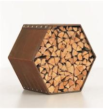 Woodbee brændeopbevaring