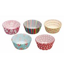 Cupcakeformar 250-p 7 cm