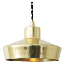 Splendor brass taklampa