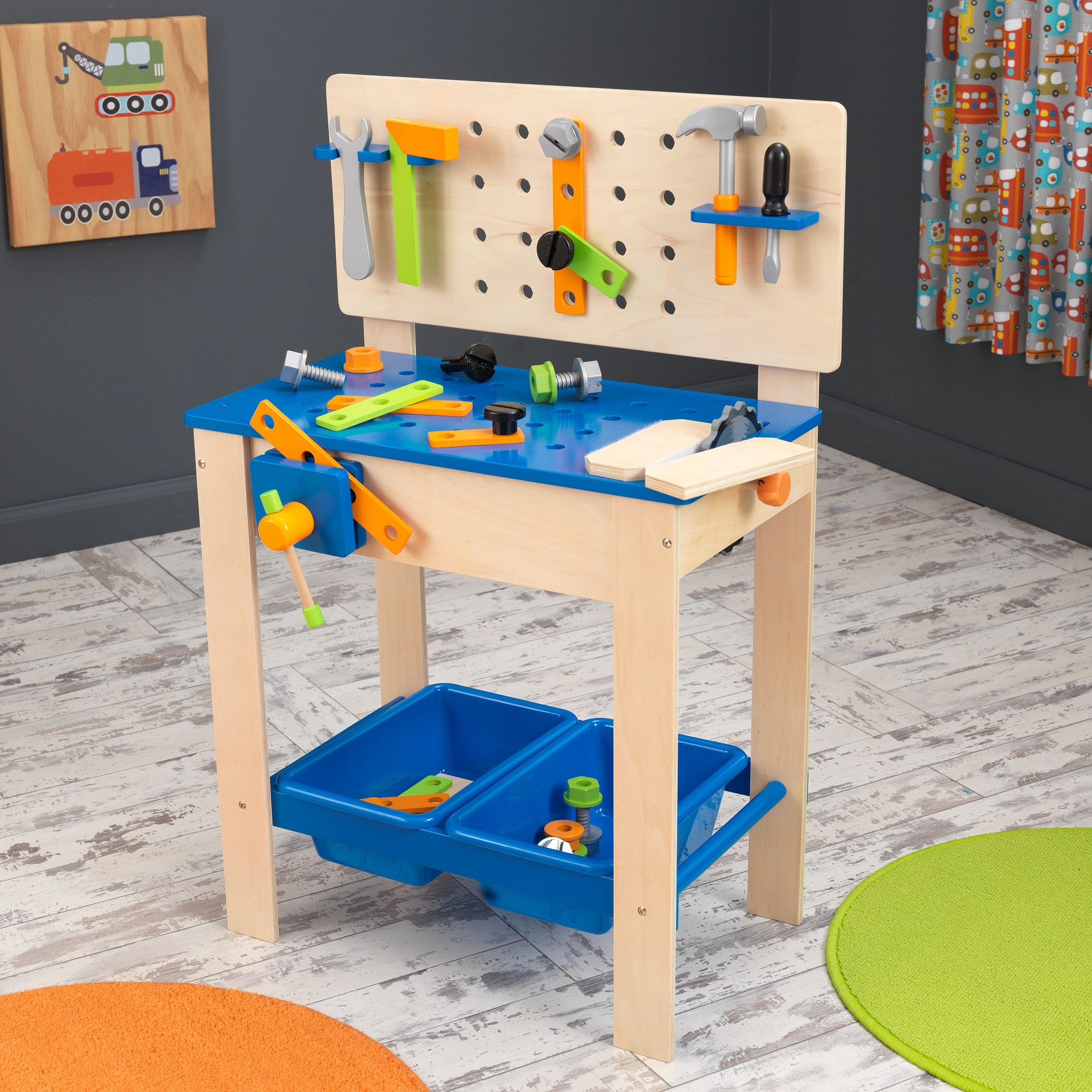 Deluxe Workbench with Tools