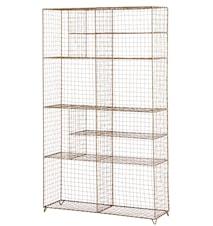 Standing wire rack oppbevaringshylle