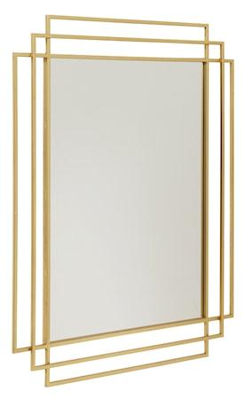 Bild av Nordal Square Spegel i järn