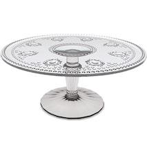 Evergreen Cake Stand 24,5 CLEAR