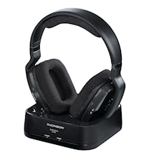 WHP5311 Trådlös Svart Over-Ear 2.4 GHz