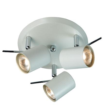 Bild av Markslöjd Hyssna LED Taklampa Vit IP21