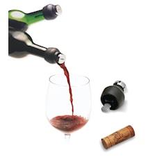 Stopper till vinflaska Saturn
