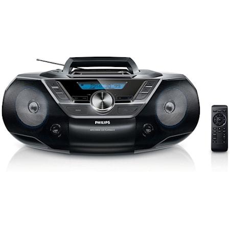 Fashion Boombox CD/Radio/USB AZ780
