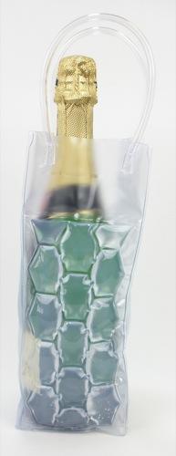 Freez clear- Flaskkylare som förvaras i frysen