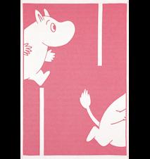 MOOMIN GOES -03 Børnetæppe 72X105 CM