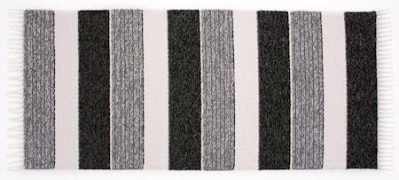 Lisa matta - svart
