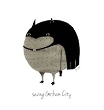 Saving Gotham City A3