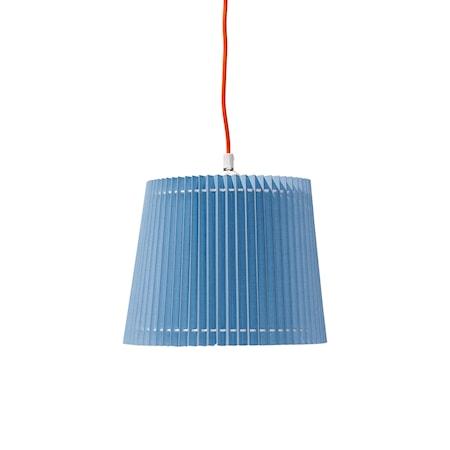 Bild av Bloomingville Lampa Blå 30x23 cm