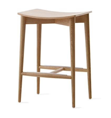 Bild av Skandiform Oak barstol