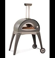 Ciao S Puukäyttöinen Italialainen Pizzauuni Täydellinen Paketti