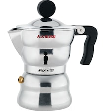 Moka Espressobryggare 3 koppar