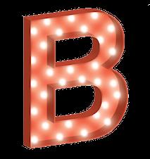 Cirkuslampan Liten - B