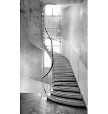 Maison Martin Margiela Trompe l'oeil door Print - typisk snurr