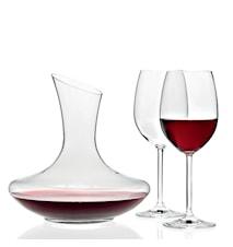 Trio Rödvinsglas 3-pack