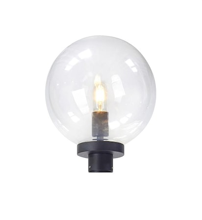 Sphere Lamphuvud till 107122 Black/Clear