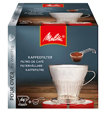 Pour Over Prem Filtertragt 1X4