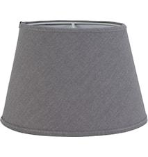 Indi LampskärmBas Grå 24 cm