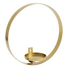 Seinäkynttilänjalka Circle Ø31 cm