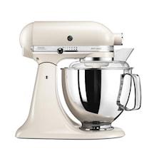 Artisan 175 Køkkenmaskine 4,8 liter Perlehvid