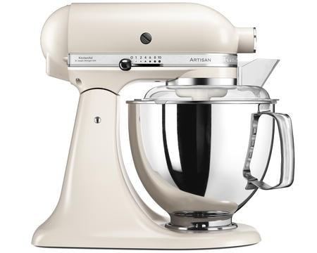 Køb Artisan 175 Køkkenmaskine 4,8 liter Perlehvid online | KitchenTime
