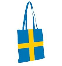 Puuvillakassi Ruotsi