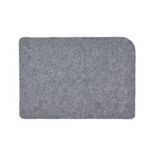 Tablett Grå 44x31 cm