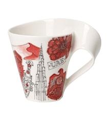 Cities of the World Mug Mugg 0,35l-Dubai
