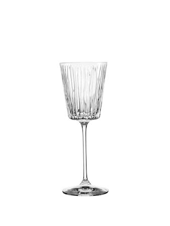 Sixties Lines Vitvinsglas 30cl 2-p