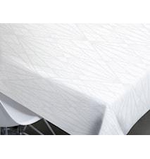 Bomullsduk Hvit 140cm x 370cm
