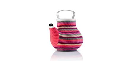 My Big Tea tekanna Pink stripes 1,5 l