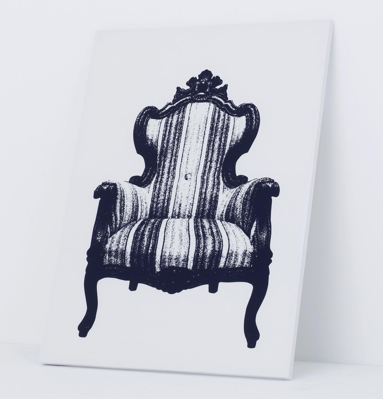 Canvas - Armchair