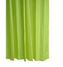 Duschdraperi Polyester Grön 180x200 cm
