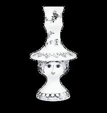Ljusstake, Rosalinde, silver, 17 cm