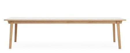 Slice Bord Ek 90x300 cm