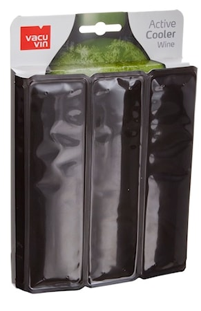 Active Wine Cooler Svart