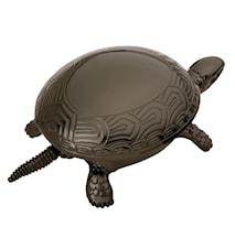 Ringklocka Svart Sköldpadda