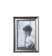 Tavelram Glas/Silver 10x15 cm