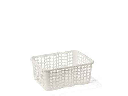 Nordiska Plast Rondo Muovikori Valkoinen 1,5 L