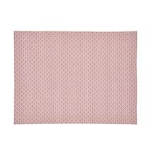 Tablett PVC Rosa 40x30 cm